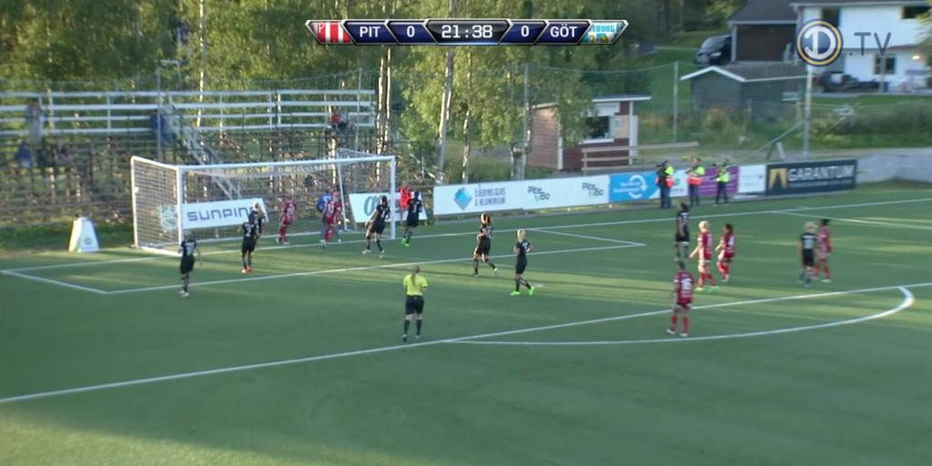 Highlights: Piteå IF – Göteborg FC