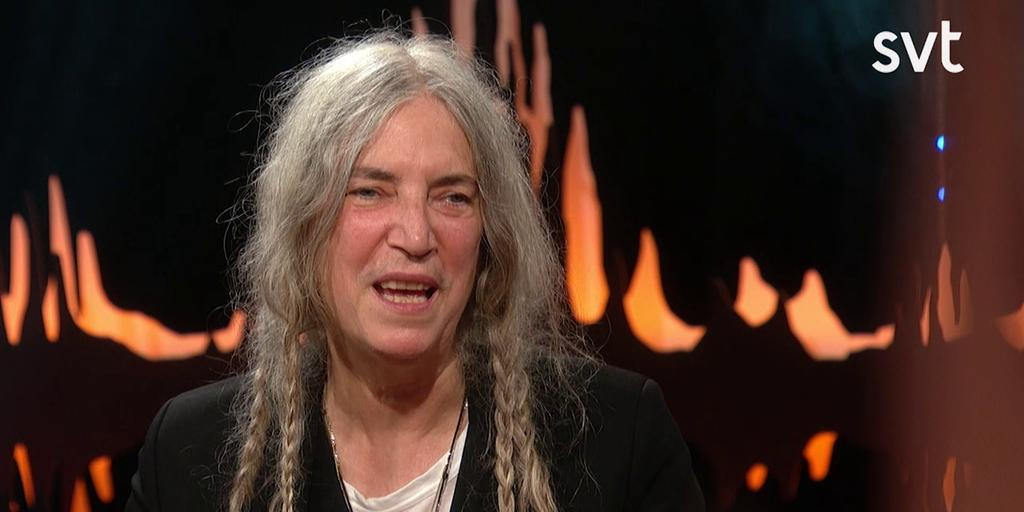 Patti Smith om Dylan-tabben